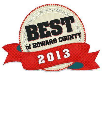 Best of Howard County 2013