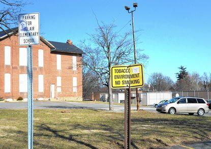 Bel Air Police issue warnings for trespassers in Gordon Street parking lot