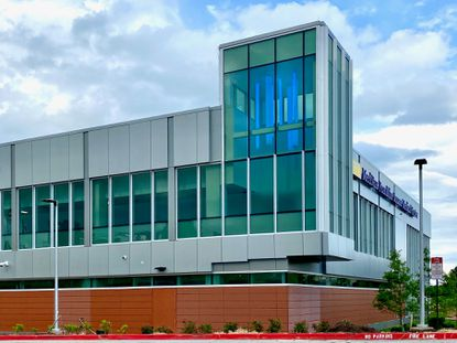 MedStar Health has completed work on a new $80 million surgical pavilion at its Franklin Square Medical Center in eastern Baltimore County.