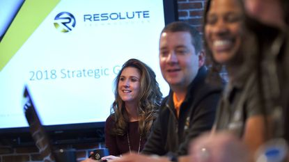 Small workplace | No. 3: Resolute Technologies LLC