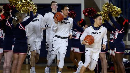 Patriot League play brings positives, negatives for Navy basketball