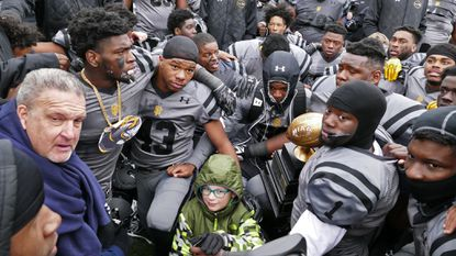 Uncertainty clouds MIAA football practice with no league ruling yet after teams drop St. Frances