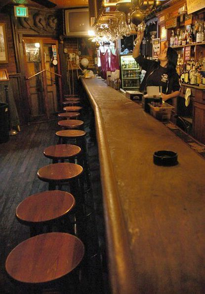 The Horse You Came in On Saloon is the Ravens Bar of the Week.