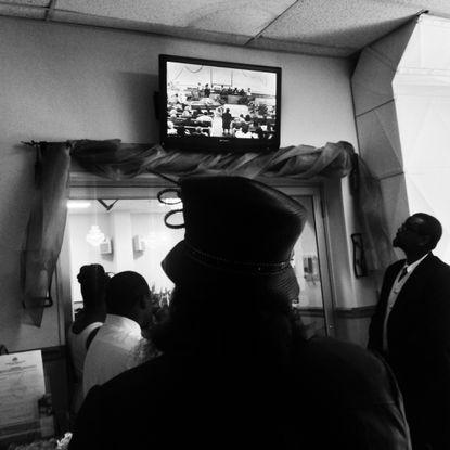 This Makes No Sense: Jennifer Jeffrey-Browne and Kester Browne's funeral