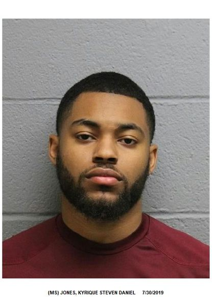 Kyrique Jones (Courtesy of the Carroll County Sheriff's Office)