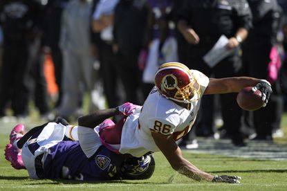 Digest: Redskins' Reed didn't report concussion in game against Ravens