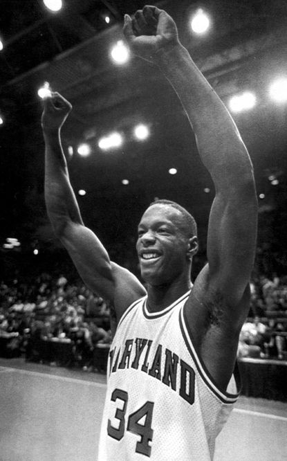 Len Bias goes into Maryland's athletics Hall of Fame on Friday.