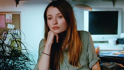 "Emily Browning in a scene from ""Golden Exits,"" playing at the 2017 Marylanhd Film Festival."