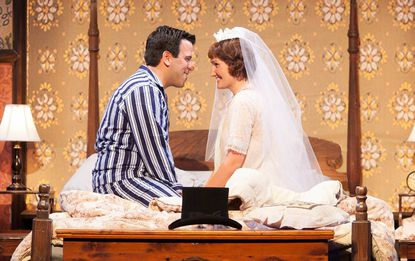 'I Do! I Do!' shifts to modern day, yet retains timeless charm at Infinity Theatre