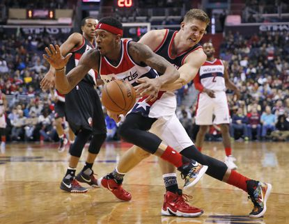 Guard Bradley Beal and the Wizards are nearing a five-year, $128 deal, according to The Washington Post.