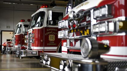 Gamber & Community Fire Company history
