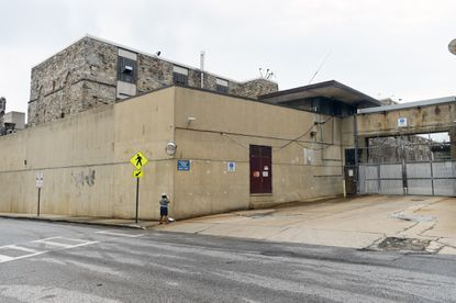 Gov. Larry Hogan announced the closing of the state-run Baltimore City Detention Center on July 30. On Tuesday, Hogan said the last of the inmates was being moved and the jail would close at 5 p.m.