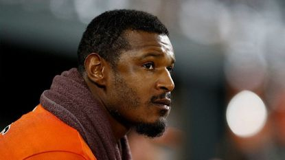 """Adam Jones says of the future of his annual Ravens tailgate party, """"It would be hard to turn away, but it's got to be convenient for myself at the same time."""""""