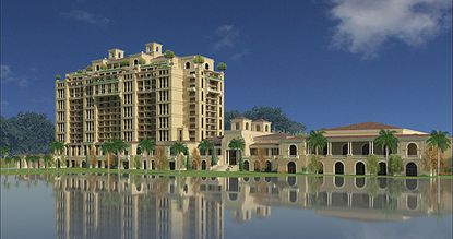Four Seasons finalizes deal for $360M hotel at Disney World