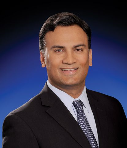 Dr. Anand M. Murthi is the chief of shoulder and elbow surgery for MedStar Union Memorial Hospital.