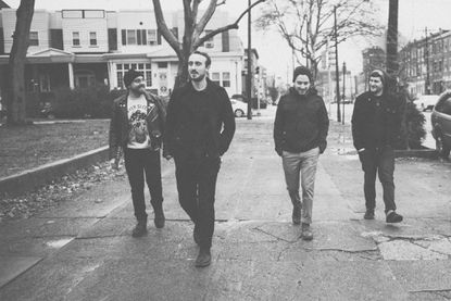 The Menzingers, a punk quartet from Philadelphia, perform at the Ottobar this weekend.