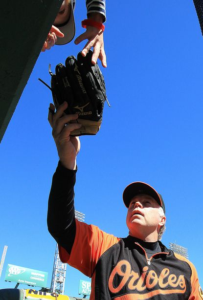 Buck Showalter has turned the Orioles into winners using the principles of trust, accountability and understanding.