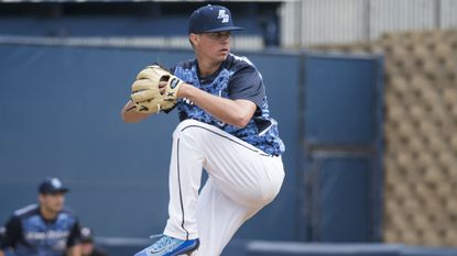 USD junior right-hander Paul Richan was selected by the Chicago Cubs with the 78th and final pick on the first day of the 2018 MLB Draft.