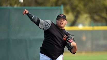 'I have no idea what to expect': Orioles call up Luis Ortiz for spot start, Josh Rogers for innings coverage