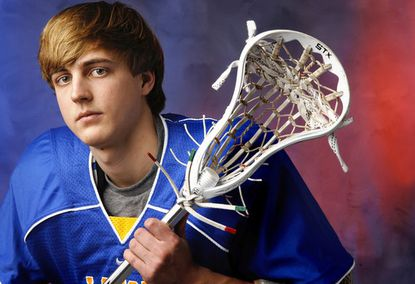 The No. 1 threat for No. 1 Loyola, Steele Stanwick has 86 goals and 74 assists at the school.