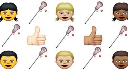 A lacrosse emoji is arriving soon.