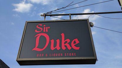 Sir Duke Bar & Liquor Store is opening July 12 in Fells Point.