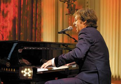 Paul McCartney takes long and winding road to 'In Performance at the White House'