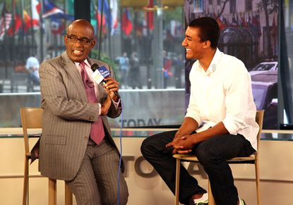 Al Roker to give Baltimore Sailabration face time on NBC's 'Today' Thursday