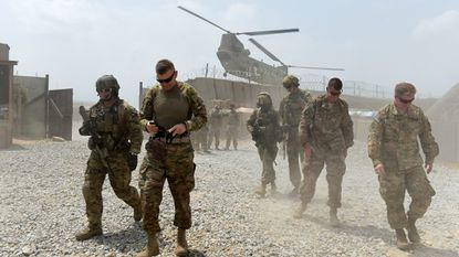 Military service teaches the value of sticking with and defending others who may be very much unlike you.