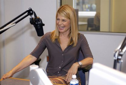"""Actress Linda Hamilton in 2004. Hamilton is returning to the """"Terminator"""" franchise for the first time since 1991's """"Terminator 2: Judgment Day."""""""