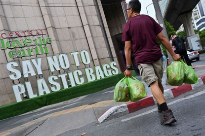 The Baltimore City Council should limit the number of plastic bags people can get at a retailer rather than adopting and all out ban.