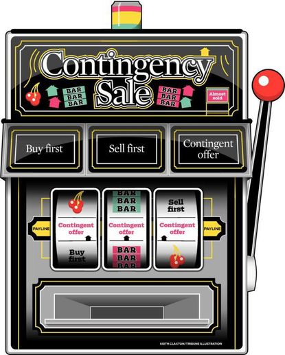 Contingency sale offers becoming more acceptable