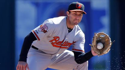The Orioles traded infielder Steve Lombardozzi to the Pittsburgh Pirates on Tuesday.