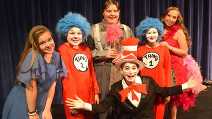 Spotlight Musical Theatre presenting Seussian musical with a message