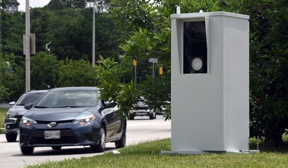 Baltimore's revived speed camera system is generating millions more in revenue than what was planned — and city officials now intend to use that money to balance the Fire Department's budget.