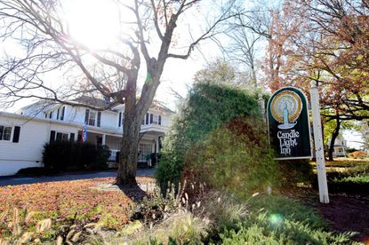 An administrative judge ruled last week that the Frederick Road site of the Candle Light Inn in Catonsville can become a funeral home. The restaurant's original structure dates to the mid-1800s.