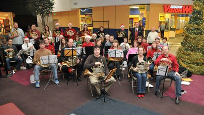 Holiday Horns concert in Westminster to celebrate founders