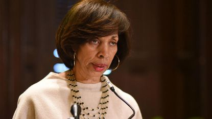 Mayor Catherine Pugh submitted her letter of resignation Thursday, effective immediately, amid the Healthy Holly scandal.