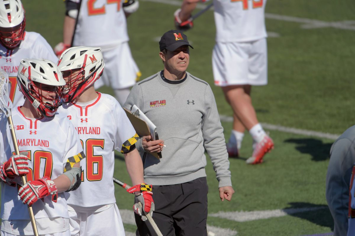 No. 4 Maryland men's lacrosse falls to Villanova, 13-12, for first loss of season