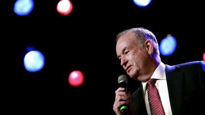 Zurawik: Bill O'Reilly plays to thousands of empty seats in Baltimore