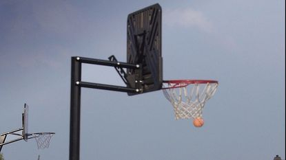 Harford County has been removing portable basketball hoops because of resident complaints that they are a safety issue.