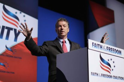Rand Paul featured at state GOP fundraiser