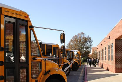 Howard High School, located in Ellicott City, is the county's most populated school with nearly 2,000 students.