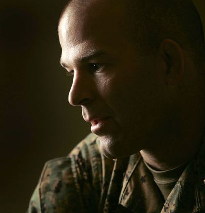 """Maj. Douglas Zembiec, an Annapolis-area Marine tagged the """"Lion of Fallujah"""" was killed in Iraq while commanding a raid on insurgent forces in Baghdad, officials said."""