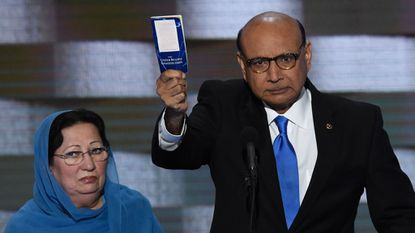 Pocket Constitution becomes bestseller after Khizr Khan's convention speech