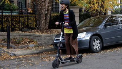 Electric scooters wait for permission to take off in Chicago