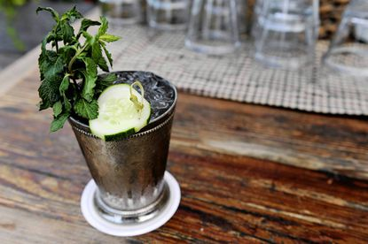 Raise your glass: Tracks by Tracks, Woodberry Kitchen