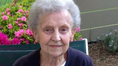 Julia Bernadette Hodgson was retired as a sales associate at the Wockenfuss candy shop in the North Plaza Mall. The Timonium resident was 89.