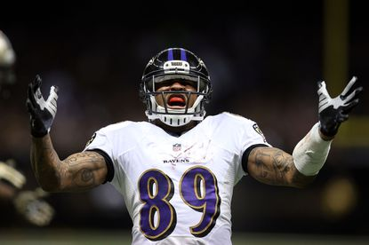 Ravens wide receiver Steve Smith has several close ties to the San Diego Chargers.