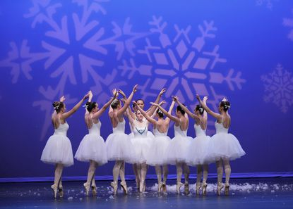 "Central Maryland Youth Ballet performs a narrated ""The Nutcracker"" at Our Lady of Good Counsel High School Performing Arts Center on Dec. 20 and 21."